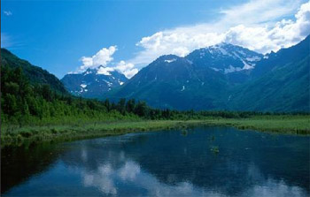 Alaska Vacations Mountains