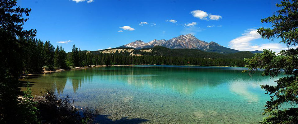 Canadian Rockies Lake